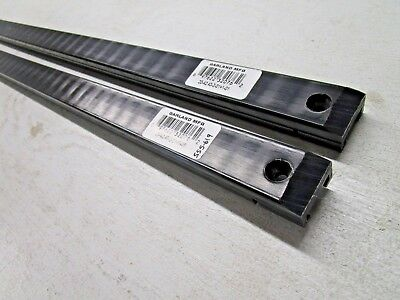 "121/""-136/"" Track Graphite Hyfax Slide Runner Wear Strips Yamaha Snowmobiles 1 Pr"