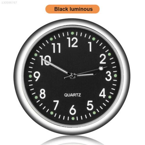 Spiegel 8A35 Leuchtende Auto-Zeitmesser Schwarz Leuchtend Aufkleben Glas