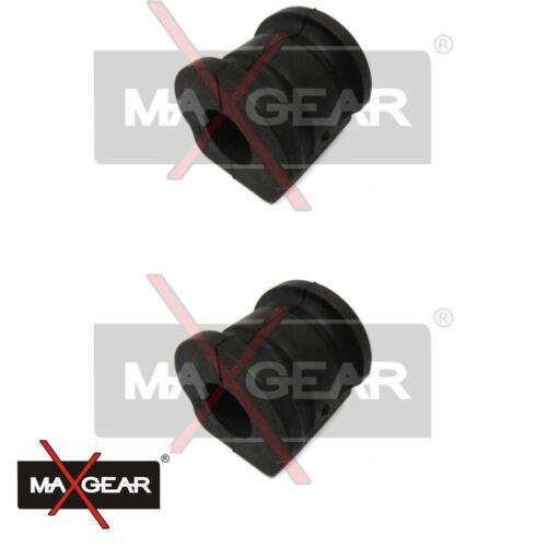 2x MAXGEAR Lagerung Stabilisator 2 Stabilager 72-1086