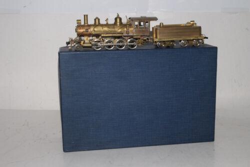 Unis Modèles Laiton Echelle Ho Ma & Ensemble Baldwin 2-8-0 Locomotive Vapeur
