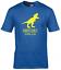 miniature 13 - Kids Personalised Dinosaur T-Shirt  Boys Girls T-Shirt Kids Tee Top