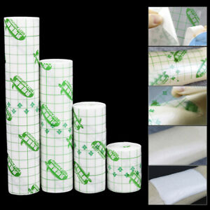1Roll-4-Size-Waterproof-Adhesive-Wound-Dressing-Medical-Fixation-Tape-Bandage-JG