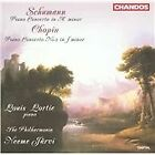Schumann: Piano Concerto in A minor; Chopin: Piano Concerto No. 2 in F minor