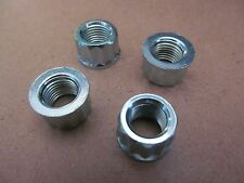 21-0692/4 BSA A50 A65 TRIUMPH T120 T140 T150 T160 CYLINDER BASE NUT (SET OF 4)