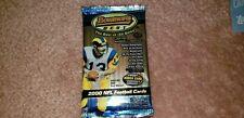 2000 Bowmans Best Football Card Pack-poss Rookies-autos Tom Brady Rookie RP