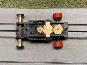 Aurora-AFX-WizJet-Fray-style-tjet-HO-Slot-Car-chassis