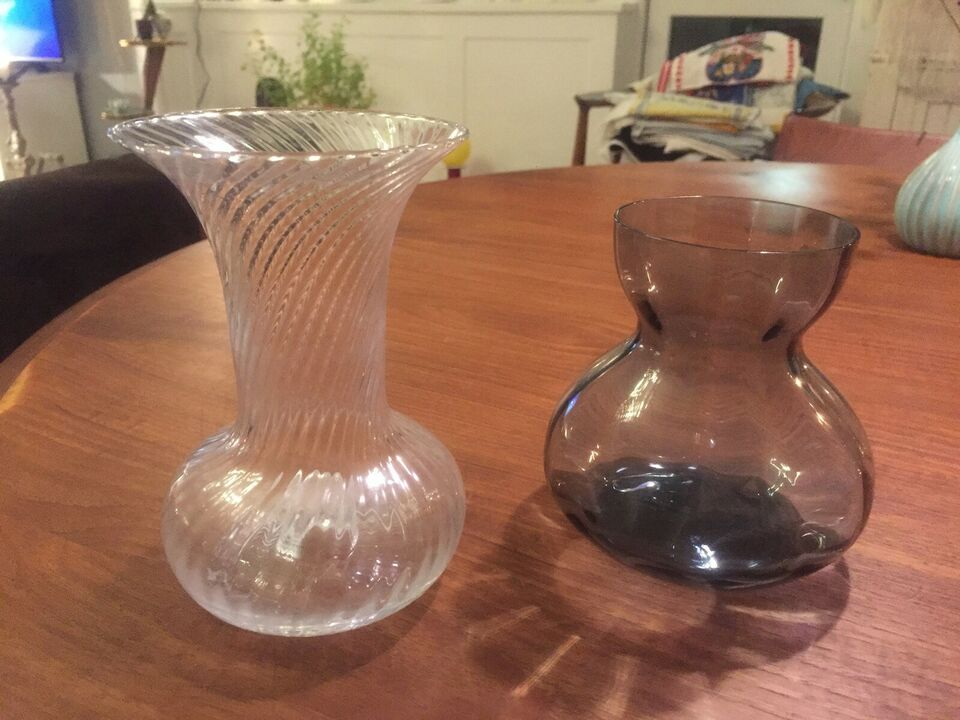 Glas, Amaryllis glas, Vides ikke