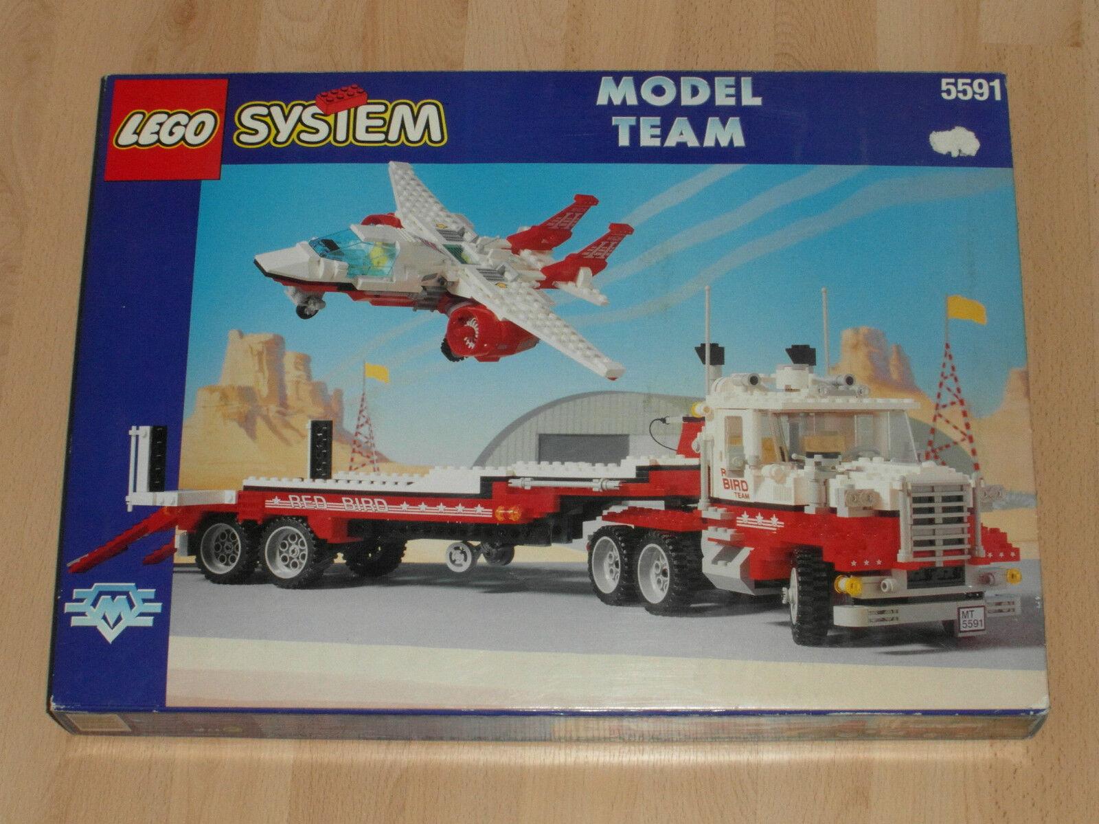 Lego System Model Team 5591 NEU MISB  | Charakteristisch
