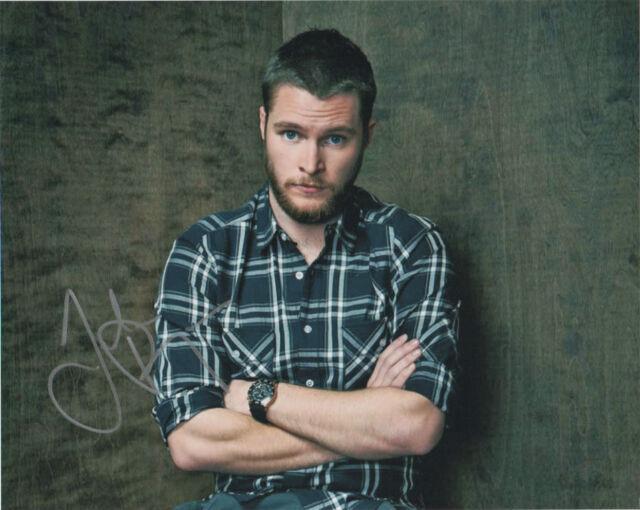 Jack Reynor Autographed Signed 8x10 Photo COA #5