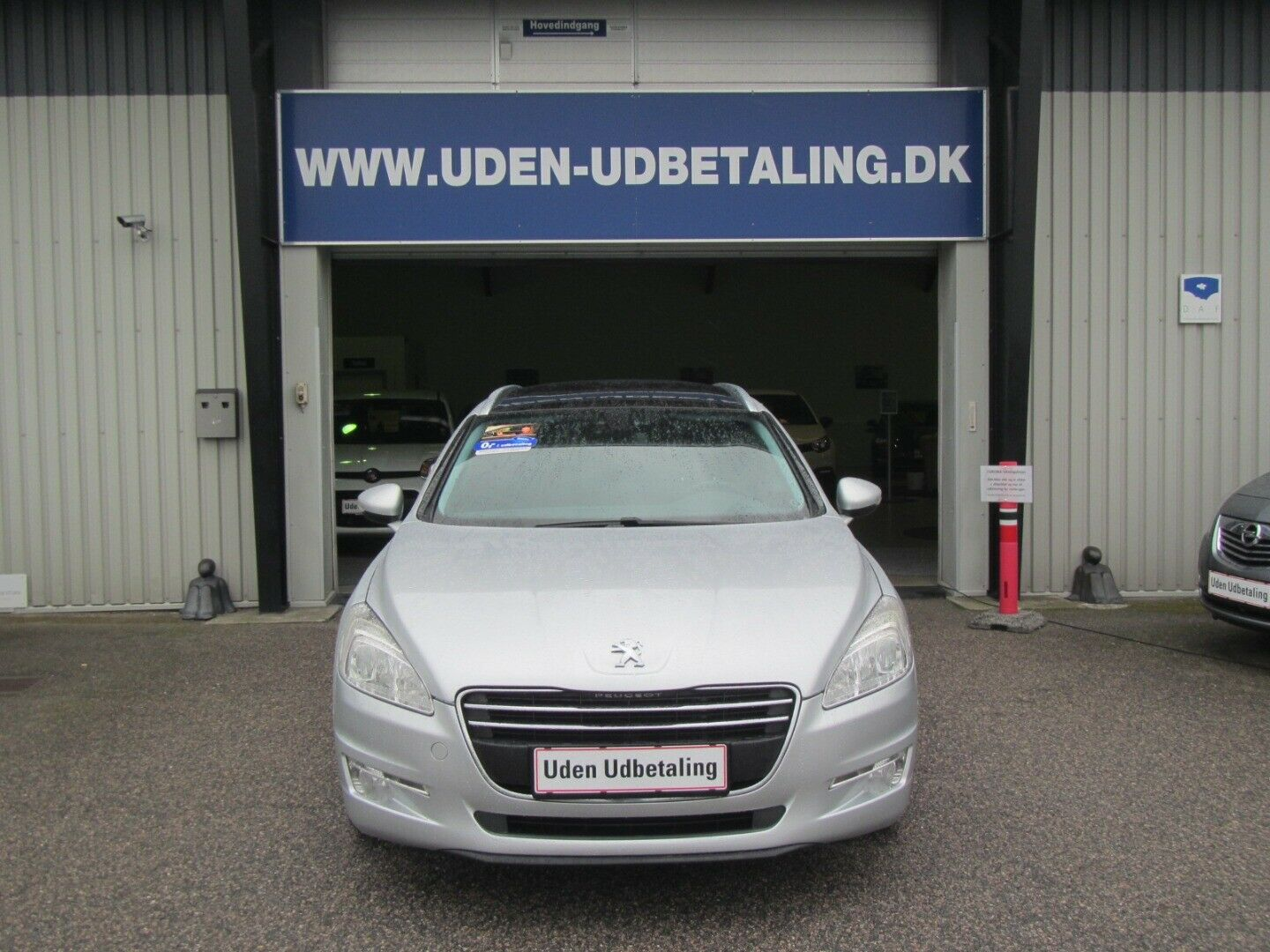 Peugeot 508 2,0 HDi 163 Business-Line SW