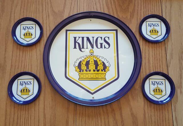 SET OF 2 LOS ANGELES KINGS CAN /& BOTTLE KOOZIE COOLER