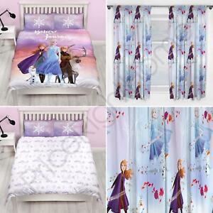 Disney-Frozen-2-Voyage-Set-Housse-de-Couette-Double-Element-Rideaux-54-034
