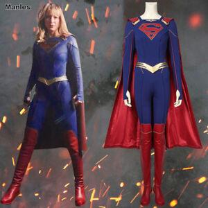 Kara Zor-El Cosplay Women Kara Danvers Costume Halloween