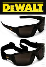 Dewalt Converter Smoke Anti Fog Lenses Padded Safety Glasses Hybrid Goggles Z87+