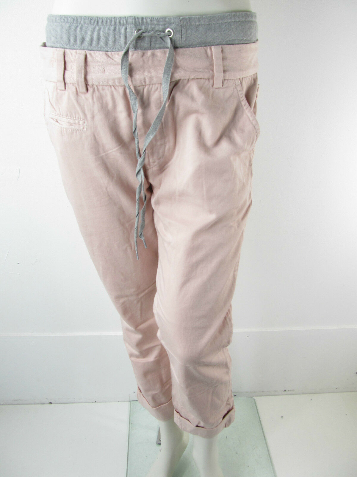 10 Feet 10Feet Hose Broek Jeans Jogging Pants pink Neu 28 29 30