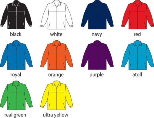 10 COLOURS Ladies B/&C Sirocco Waterproof Windproof Jacket Coat Womens