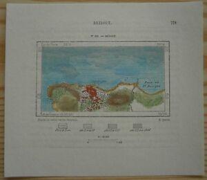 1884-Perron-map-BEIRUT-LEBANON-139