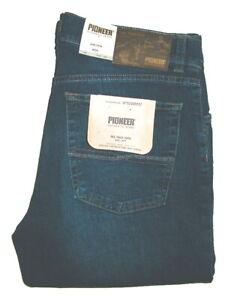 PIONEER-Ron-Groesse-waehlbar-Stretch-Herren-Jeans-Dkl-Blau-1144-25-9753-14-1-Wahl