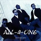 ALL-4-ONE - And The Music Speaks (CD 1995) USA Import EXC