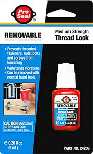 Adhesives, Sealants & Tapes Glues, Epoxies & Cements Good Permatex 24206 Medium Strength Threadlocker Blue .08 Oz Bottle Sophisticated Technologies
