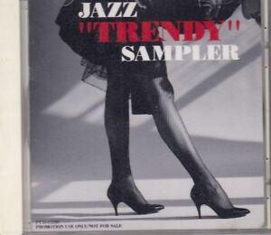 Jazz-Trendy-Sampler-Japanese-Promo-CD-Bobby-McFerrin-Chick-Corea-Julie-London