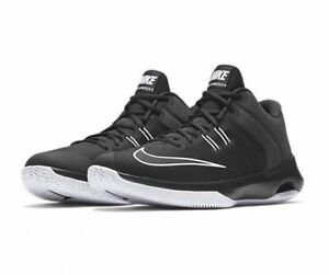 8a333b2350ce Nike Air Versitile II 2 Black White Men Basketball Sneakers 921692 ...