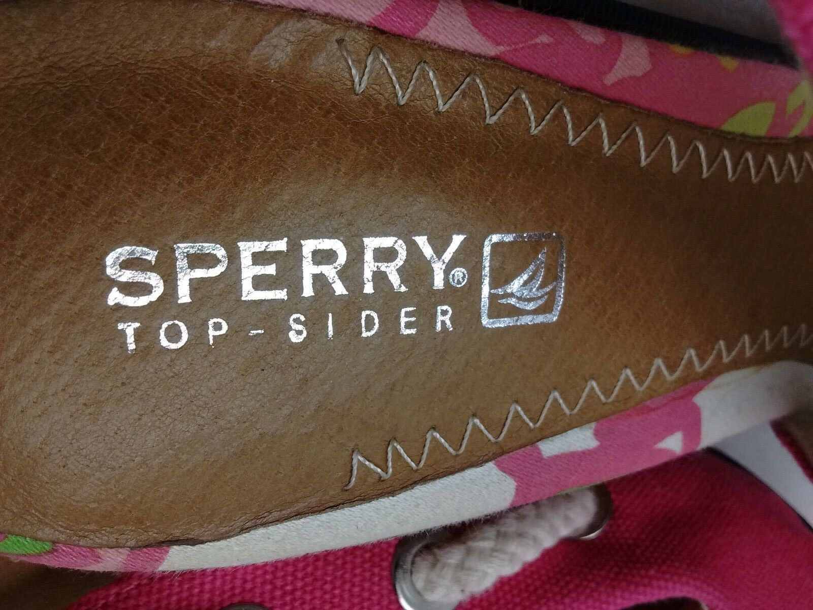 Sperry Top-Sider Light Rosa Canvas Canvas Canvas Slingback Cork-Wedge Sandal Woman's schuhe 10M 3ef818