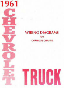 61 Chevy Truck Wiring Diagram - Wiring Diagrams on
