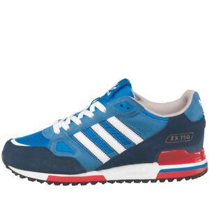 online store f8c83 37a9c ... Adidas-Originals-ZX750-Pour-Homme-Baskets-G96718-UK7-