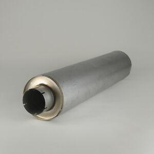 Donaldson M090595 Muffler Round Style 1 1 Pack