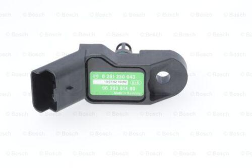 Bosch Carte Capteur Collecteur D/'ADmission pression 0261230043-Genuine-Garantie 5 an