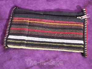 Trousse-2-Poches-Zipees-Kerala-17-5x11cm-Artisanat-Indien-Inde-Tha-in-daga-9