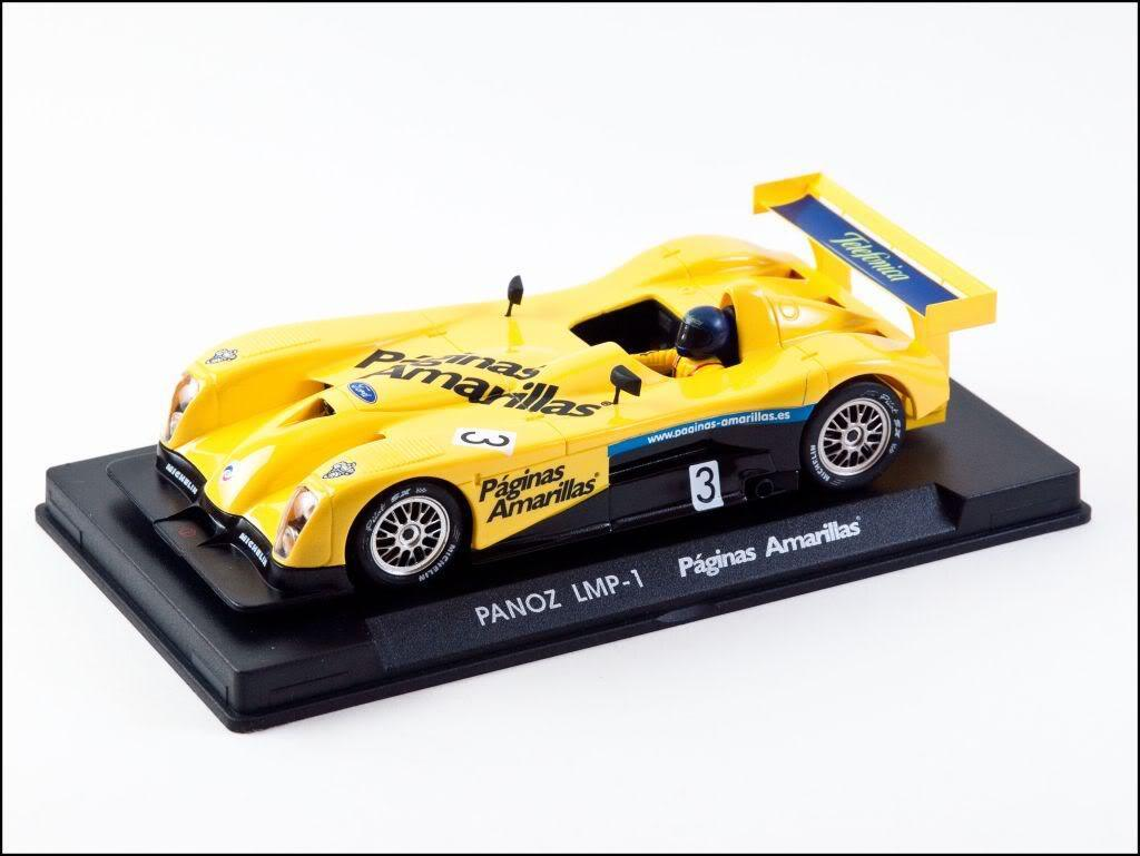 Fly Panoz LMP Paginas Amarillas Special Edition (T4) - MIB