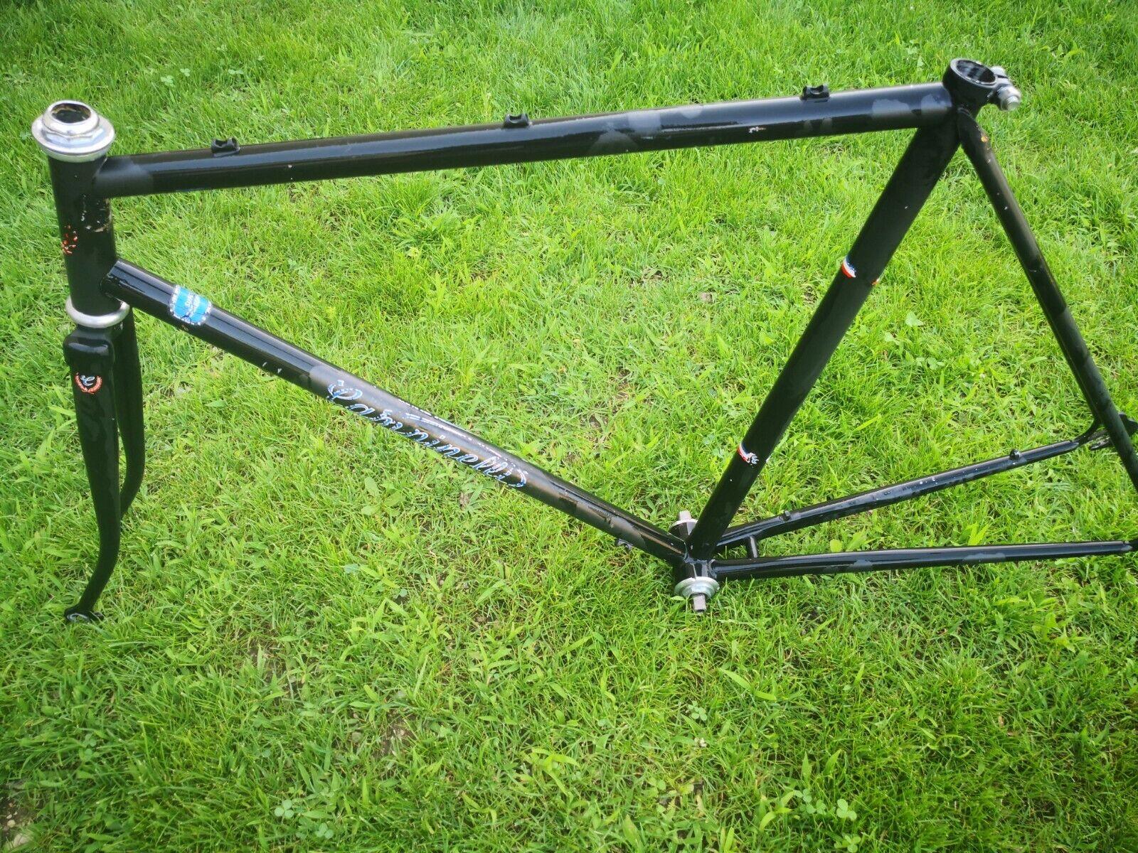 Cadre CAMPINELLI Course  Old frame bike Velo ancien  vintage 55cm