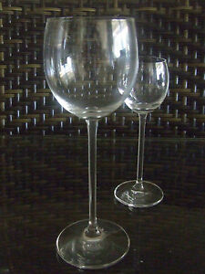 SCHOTT ZWIESEL 1872 Fino Wine Glass - Hand blown Titanium Crystal