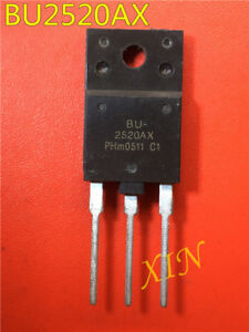 5PCS-BU2520AX-Encapsulation-TO-3P-Silicon-Diffused-Power-Transistor