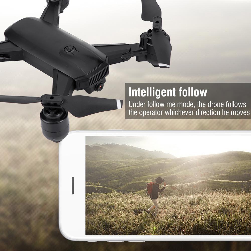 Drone x pro 2.4G Selfi WIFI GPS With 1080P HD Camera Foldable RC Quadcopterap