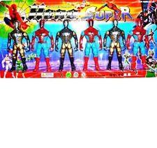 """Niños Childrens 4"""" Figuras De Acción Spiderman Super Héroe Divertido Juego"""