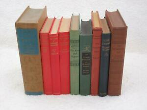 Lot of 9 W. SOMERSET MAUGHAM Vintage Hardcovers