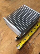 New Large Rectangle Aluminum Heatsink 4 12 X 5 12 With Temp Sender