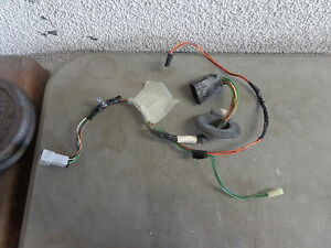 front door window switch wire harness saturn l300 3 0 v6 4 dr 01 02 rh ebay com