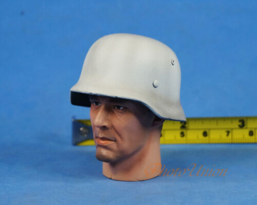 Dragon 1:6 Action Figure WW2 Germany Army M35 M40 Helmet Snow White 70476 F
