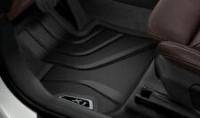 Original BMW X1 Allwetter Fussmatten  F48 vorne Gummi LHD 51472365855 2365855