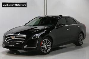 2018 Cadillac CTS 3.6L LUXURY AWD |NAV|CAMERA|BLINDSPT|PANO|WARR