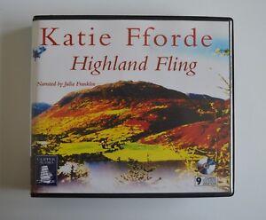 Highland-Fling-by-Katie-Fforde-Unabridged-Audiobook-9CDs