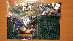 Amateur-ham-radio-HF-Transceiver-034-Druzhba-M-034-MotherBoard-v4-6-KIT