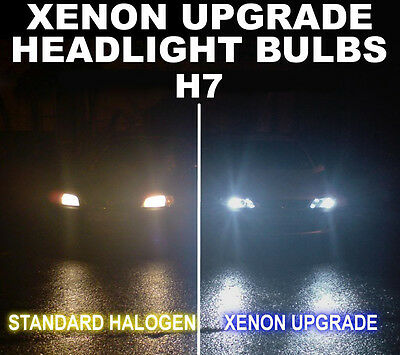 55W H7 LOW BEAM BULB TO FIT Peugeot MODELS ONLY