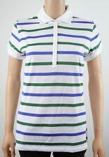 Tommy Hilfiger Golf Womens Stripe Polo Shirt TW363SAM  - M