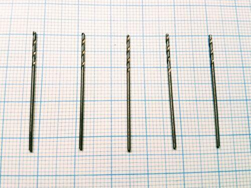 5 stück 0,7mm Gleisbohrer-Vorbohren für 1 und 1,2 mm schrauben PH000