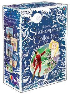 Usborne-Children-Shakespeare-Collection-5-Books-Gift-Box-Set-Deluxe-Hardbacks